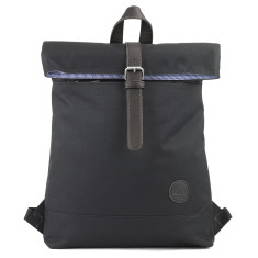 Enter Accessories lifestyle fold top backpack (various colours)