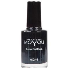Nail art stamping nail polish