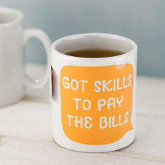 Skills to pay the Bills Mug