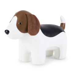 Zuny bookend classic beagle brown