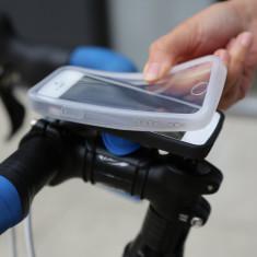 Quad lock iPhone 5 bike mount kit