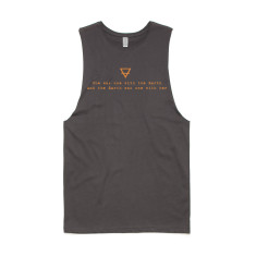 Earth Girl Tank - Organic Cotton & Bamboo