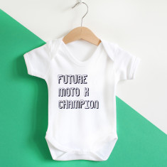 Future Career, Personalised Baby Grow