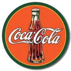 Coca Cola - Round