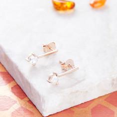 Bar Gemstone Drops