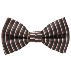 Stripe bow tie (various colours)