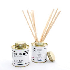 Code Manly Rumness Reed Diffuser