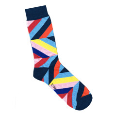 Loco diagonal stripe socks (various colours)