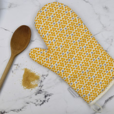 Suits oven glove