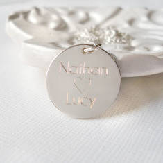 Sweethearts Love Necklace