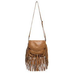 Tribal queen genuine leather bag