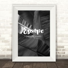 Escape the Ordinary Print