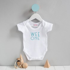 Scottish Baby Grow 'Wee One'