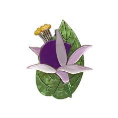Erstwilder fantastic fushia brooch