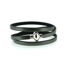 Old silver rainbow bracelet