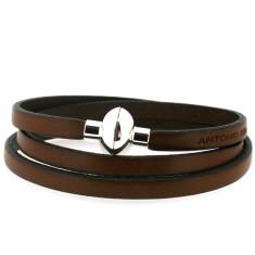Brown rainbow bracelet
