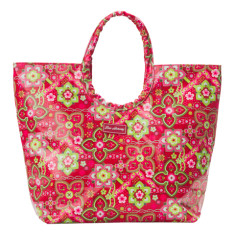 Everyday tote bag in Zoe print