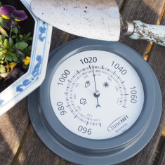 Barometer Weather Dial