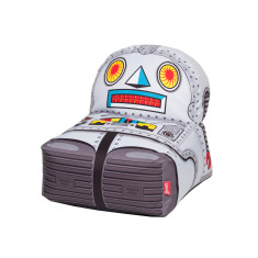 Woouf Bean Bag Cover - Robot