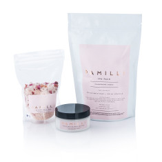 Pamper Pack - Champagne Roses