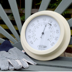 Personalised Garden Thermometer Dial