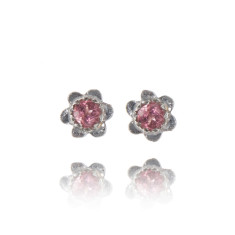 Amanda Coleman - simple forget-me-not ear studs