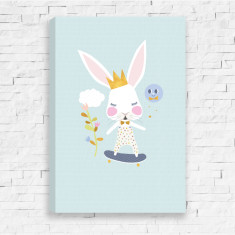 Sophie Rabbit Canvas