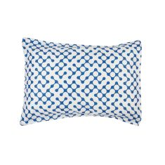 Spotted Maze Pillowcases (Set of 2)