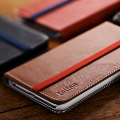 Flip Leather Wallet For iPhone