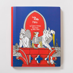Paris travel book for children