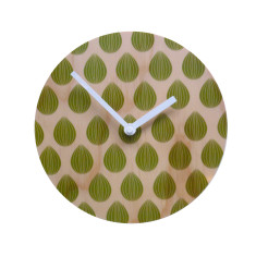 Objectify Retro Onion Wall Clock