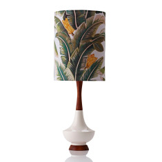 Electra table lamp small in Great Shalimah