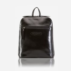 Leather Oxford Ladies Backpack