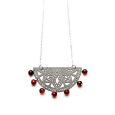 Paloma Beaded Necklace