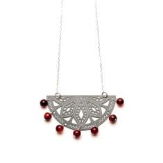 Paloma Beaded Necklace