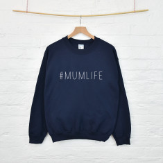 Mum Life Mother's Day sweatshirt jumper