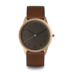 Hypergrand 01 classic watch in rose grey