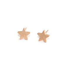 Star earrings (various colours)