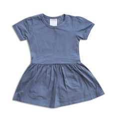 Organic basics dress (various colours)
