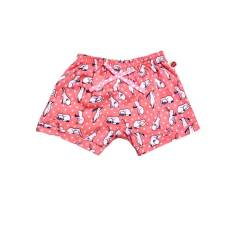 Dolly blush bun bun shorts
