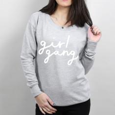Girl Gang Scoop Neck Women's Sweater