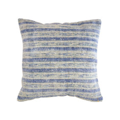 Kilim Collection: Denim Line Cushion