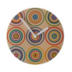 Objectify rings2 clock