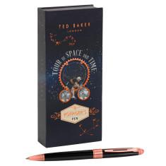 Ted Baker men's classic black ink pen