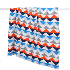 Ziggy cotton knitted cot blanket (various colours)