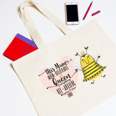 Personalised 'This Mum' Tote Bag For Mothers