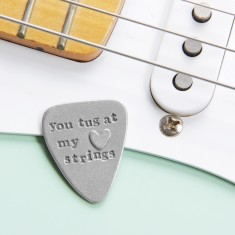 Heartstrings Guitar Plectrum