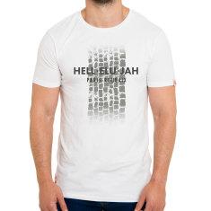 Men's hell-elu-jah T-shirt