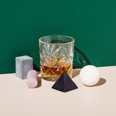 Areaware drink rocks whiskey stones