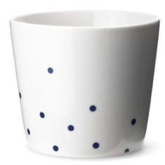 Ruth M dot cup by Anne Black